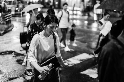 Fukuoka Rained Out