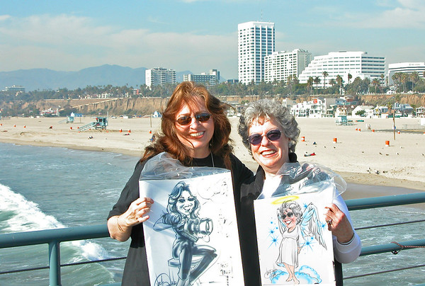 Mari with Aunt Marion