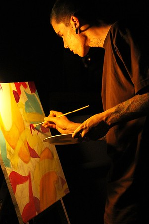 Pershing Square Artist