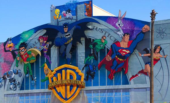 Warner Bros, Burbank, CA