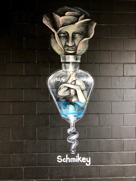 Graffiti art in Geelong