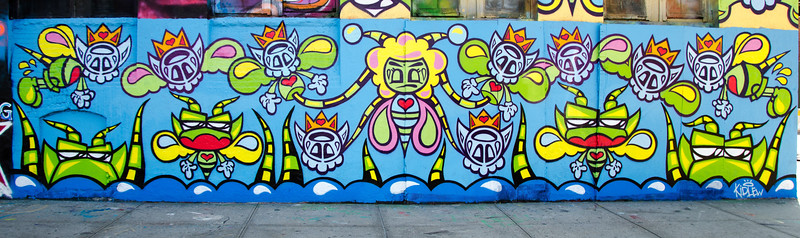 5 Pointz Street Art - NYC