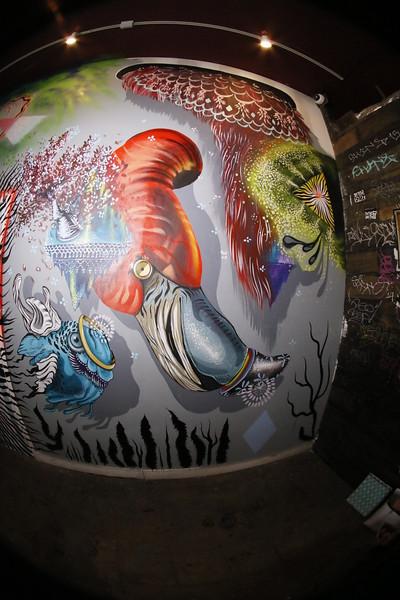 Maranje Murals