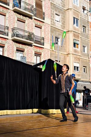 FIART, La Barceloneta, Barcelona 201507