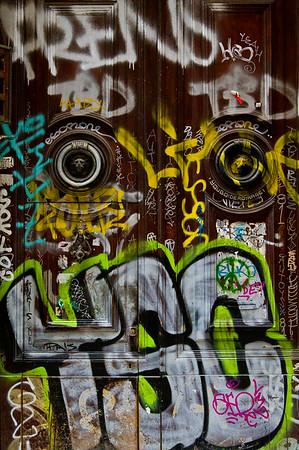 Graffiti: Old Meets New