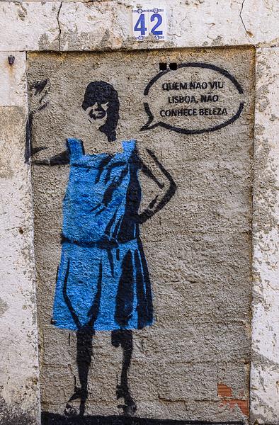 Best of Lisbon Street Art Part 7c Photography By Messagez