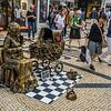 Life is Magical 2 - Lisbon Street Art Photography By Messagez.com