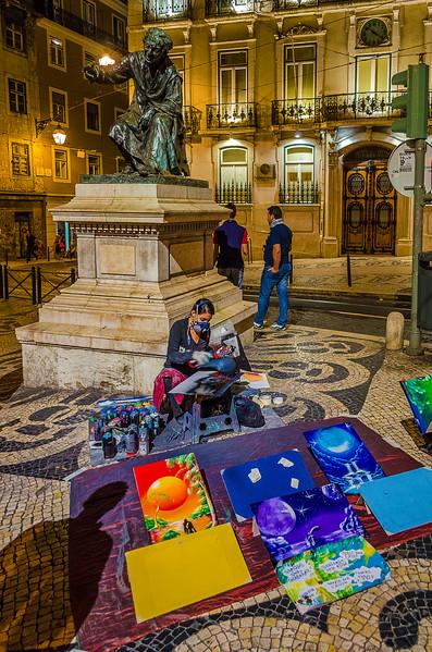 Best of Lisbon Street Art Part 7b Photography By Messagez