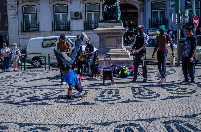 Lisbon Street Art Photography Part 6c By Messagez.com