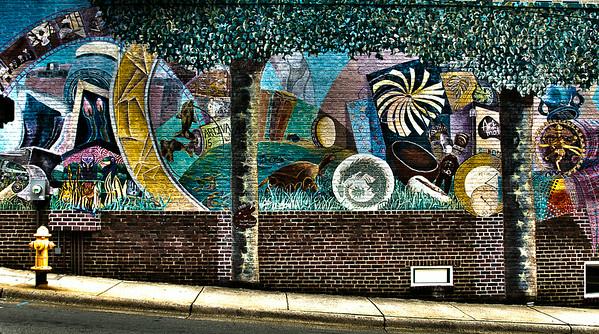 Winston-Salem Street Art