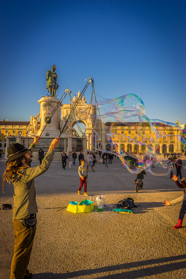 Best of Lisbon Street Art Soap Bubbles Photography 3 By Messagez com