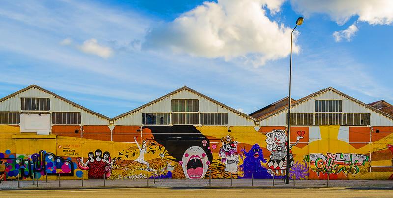 Best of Lisbon Street Art Part 9a Photography By Messagez com