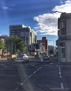 Macquarie & Barrack Street