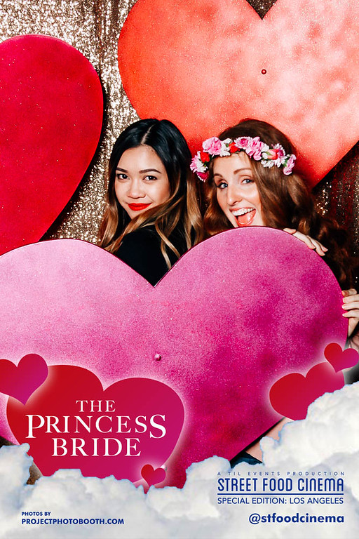Street Food Cinema - The Princess Bride