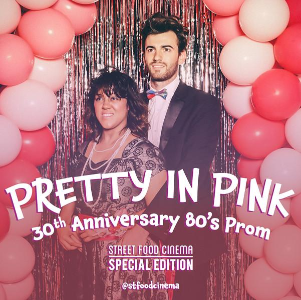 Street Food Cinema presents Pretty in Pink 30th Anniversary