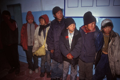 Street Kids Mongolia 1999-2004