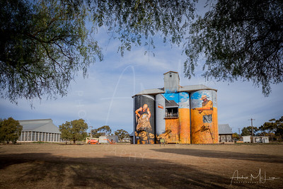 Weethalle Silos