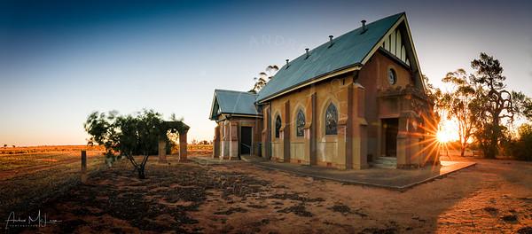 Gunbar Memorial Church