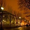 Washington, DC near The White House.