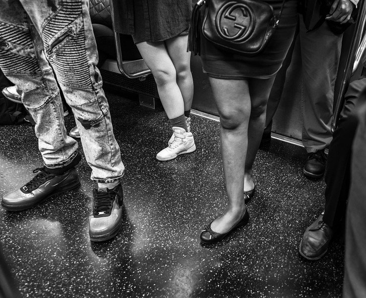 Subway Shoes