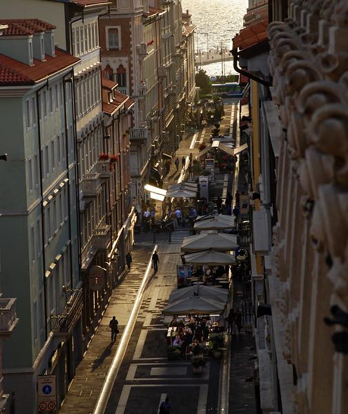 Ombras de Trieste