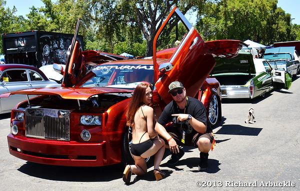 Sreetlow Car Show San Jose 6/2/2013