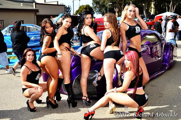 StreetLow Magazine Car Show Salinas 3 11 2012