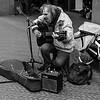 Chuck Deely - Street Musician