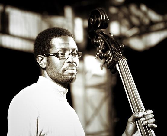 Double Bass Player. Salamanca, Spain.