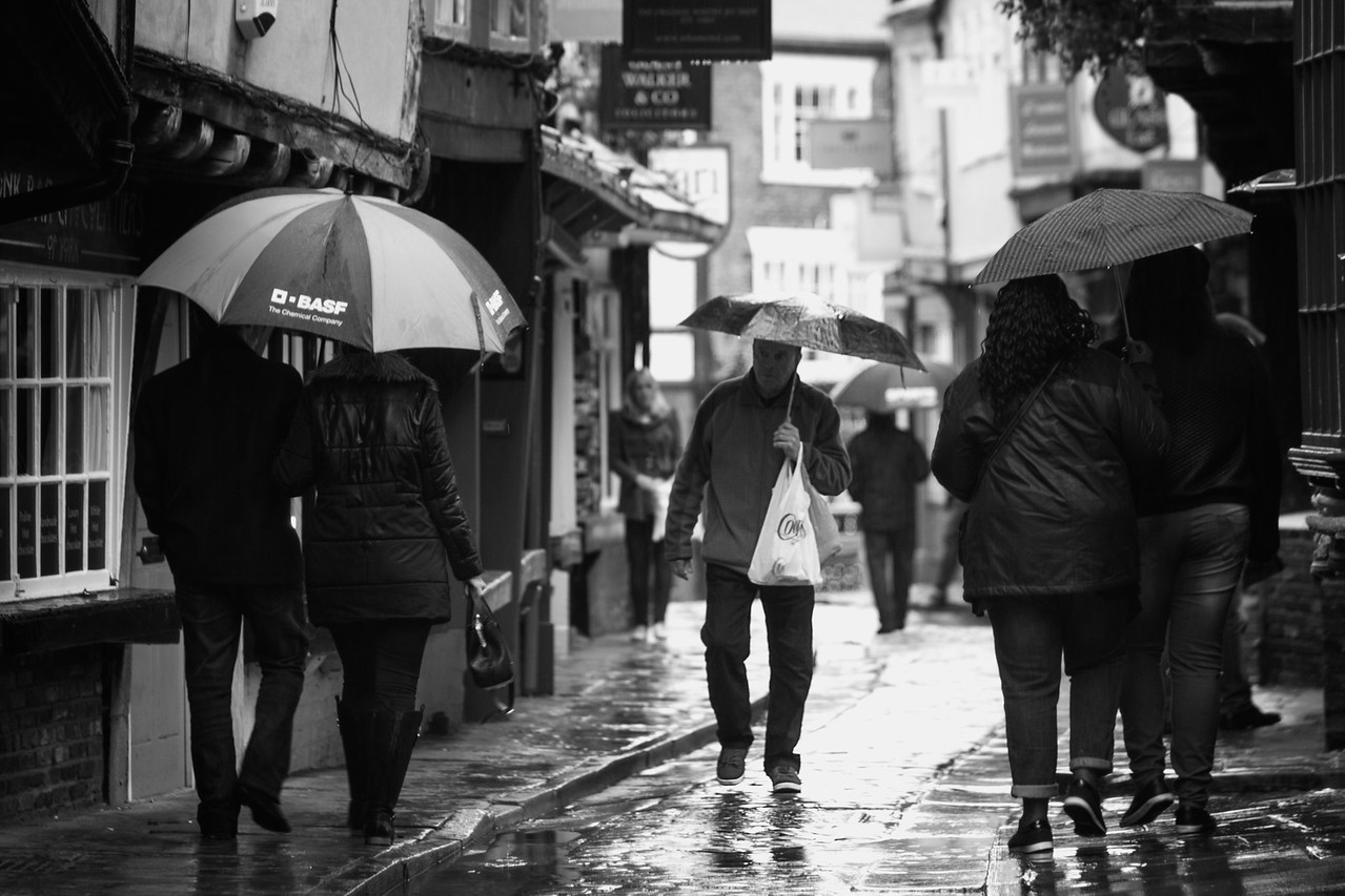 UK Weather: York, UK. 16 October 2016