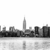 The City in B&W