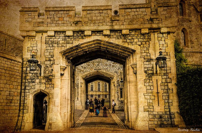 At the Castle's Door