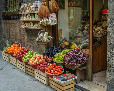 Italian Fruit Shop