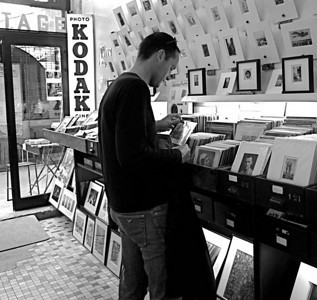 Browser, Vintage Photographie, 35-37 rue Charlot, Paris