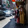 Golden Robes, Chinatown