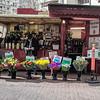 The Market Street Flower Vendor