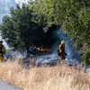 Homeless Encampment Fire
