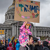 San Francisco Women's March 2017