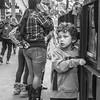 A Child on Market Street