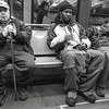Subway Body Language
