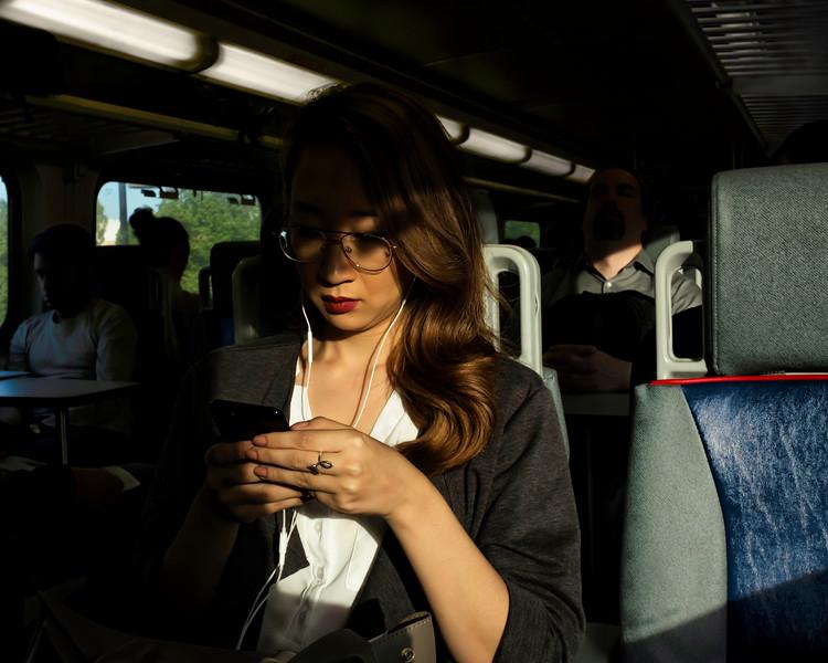 Caltrain Commuter