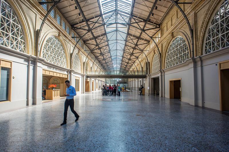 Interior, Ferry Building