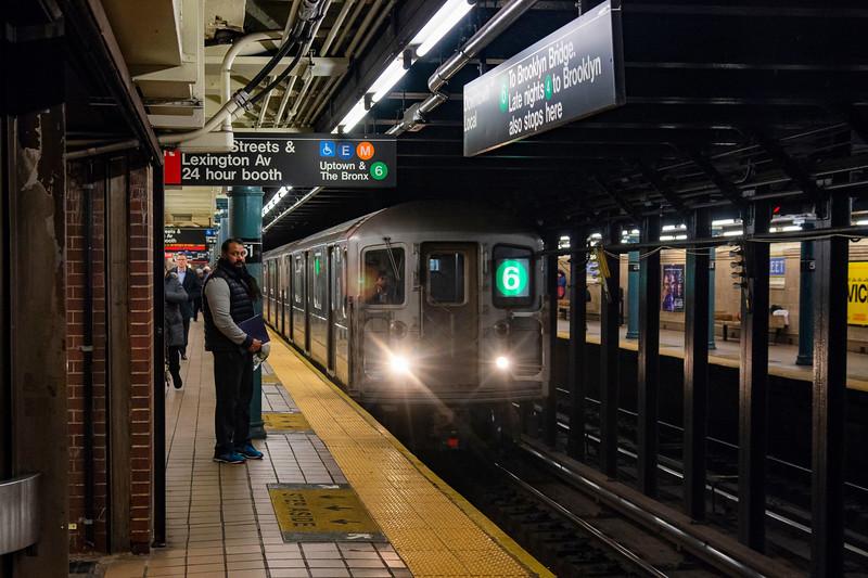 Midtown Subway