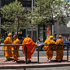 Monks on Market