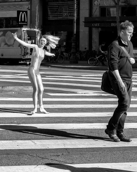 Montgomery Street Dance