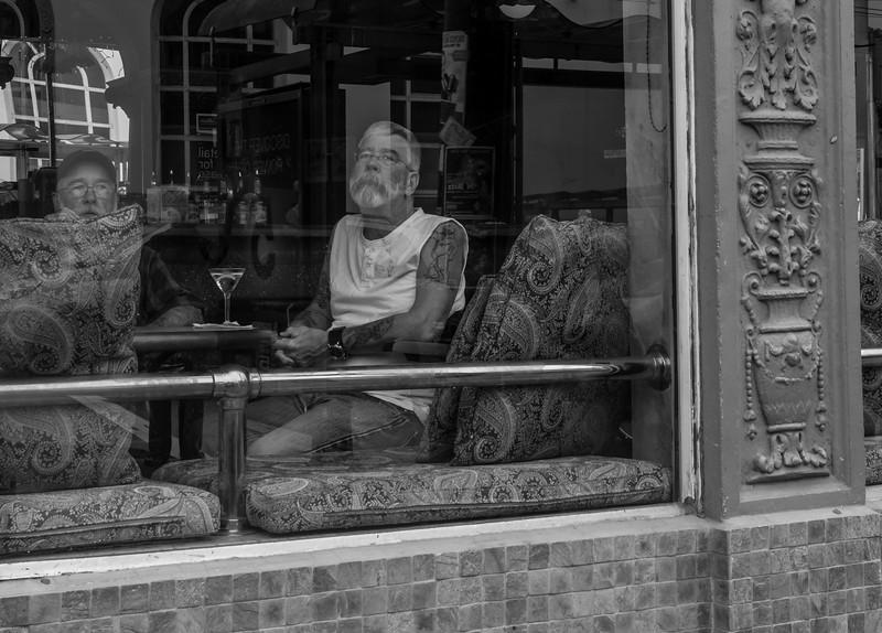 Man in the Window, Castro