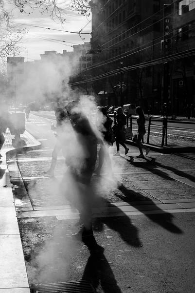 Silhouette in Steam