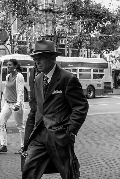 A Gentleman of Market Street