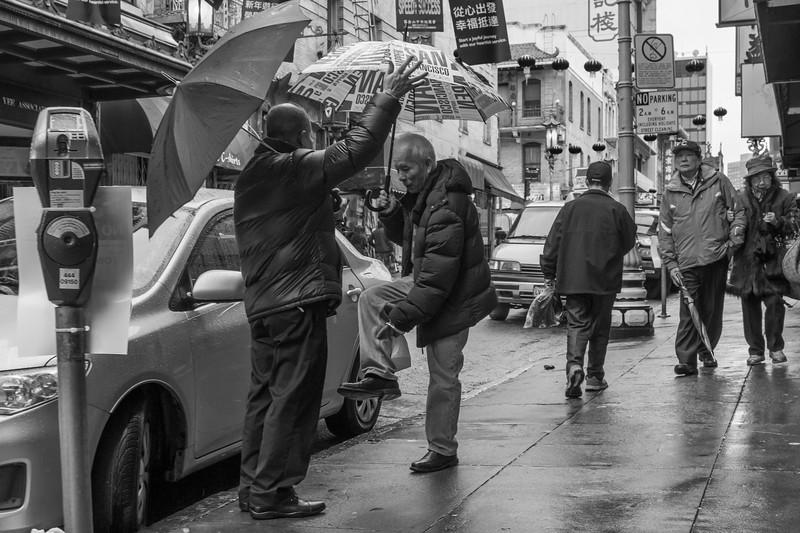 Grant Street, Chinatown
