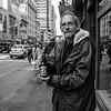 Portrait of Frank on Kearny Street